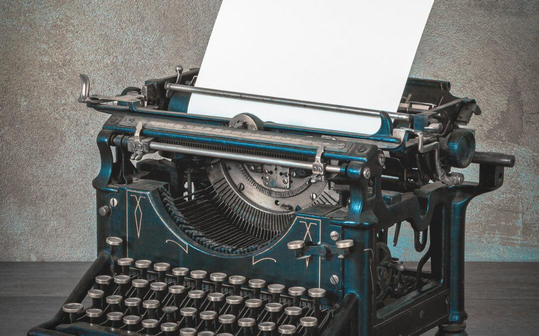 Comment surmonter le syndrome de la page blanche?